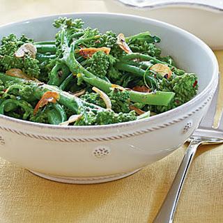 Spicy Broccolini.