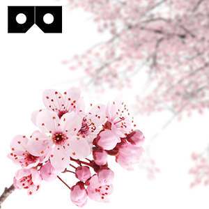 CherryBlossom VR for Cardboard