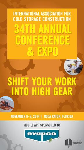 玩商業App|34th IACSC Conference & Expo免費|APP試玩