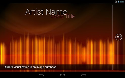 Audio Glow Live Wallpaper- screenshot thumbnail