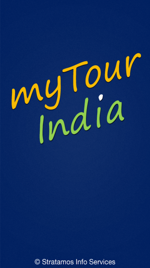mytour india- screenshot