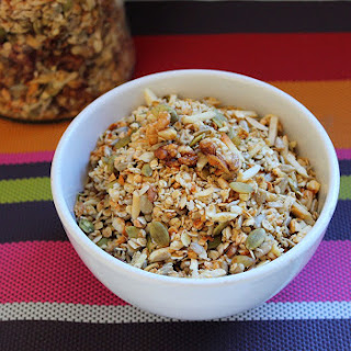 Nuts and Seeds Granola.