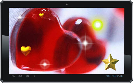 免費個人化App|Valentines Lovely LWP|阿達玩APP