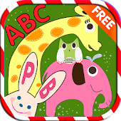 ABC Animal Flashcard Write