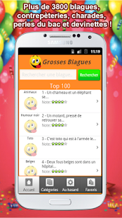 Grosses Blagues 3800