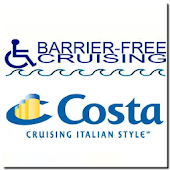 Barrier-Free Costa Cruises
