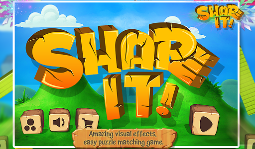 Shape It! - Mini Puzzle Game v2.1