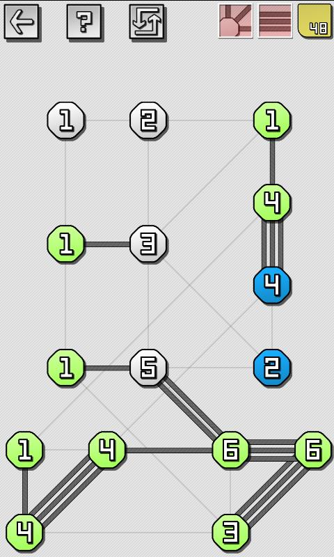 Hashi Extreme Puzzles- screenshot