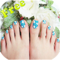 Best Toes Nail Designs icon