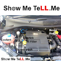 Show Me Tell Me Driving Test logo