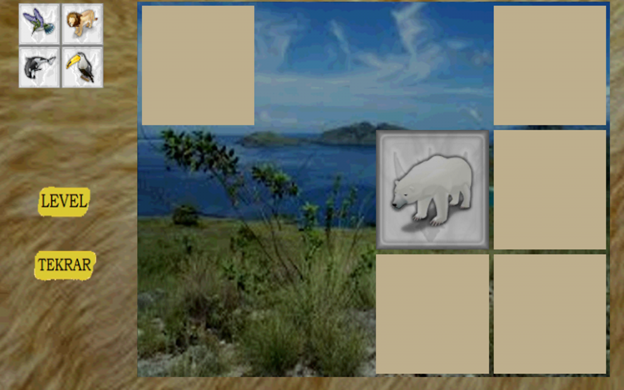 Memory Enhancement Game- screenshot