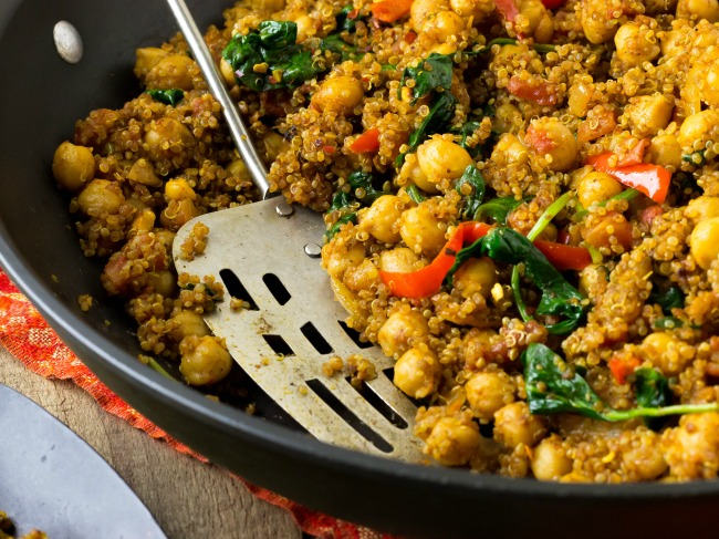 10 best quinoa indian vegetarian recipes for Quinoa recipes indian
