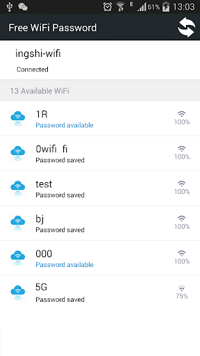 Search Free WiFi