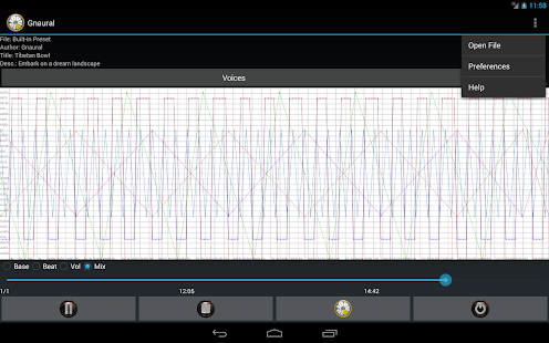 Gnaural for Android