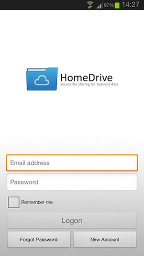 HomeDrive