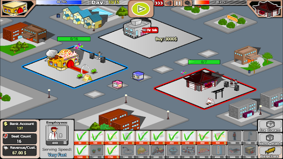 Diner City Rush 模擬 App-愛順發玩APP