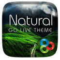 Natural GO Launcher Live Theme icon