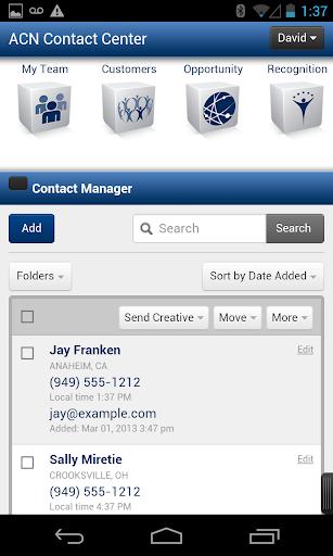 【免費商業App】ACN Contact Center-APP點子