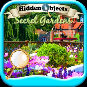 Hidden Objects: Secret Gardens 解謎 App Store-癮科技App