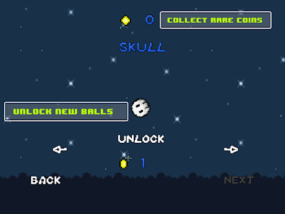 Retro Bouncing Ball- screenshot thumbnail