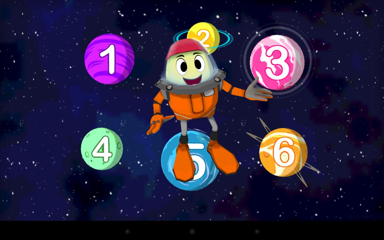 Zorbit's Math Preschool- screenshot