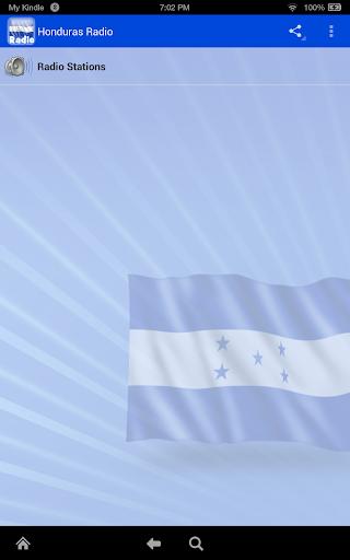 Honduras Radio