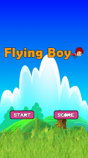 Flying Boy - screenshot thumbnail