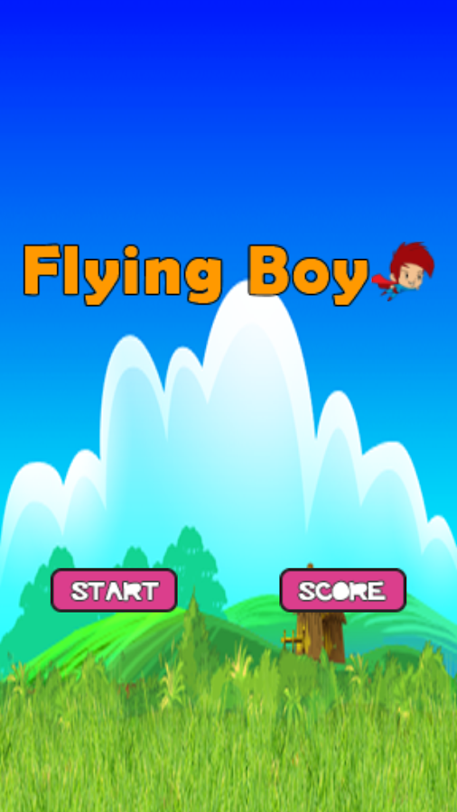 Flying Boy - screenshot
