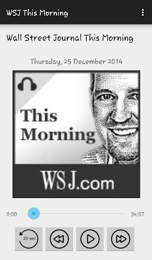 WSJ This Morning Player