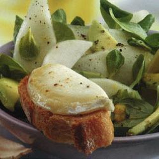 Avocado And Pear Salad