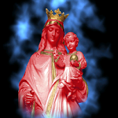Mother Mary Live Wallpaper