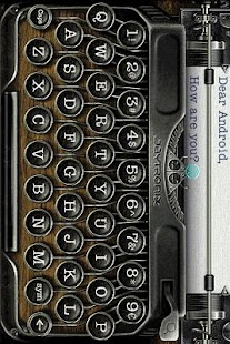 TypeWriter- screenshot thumbnail