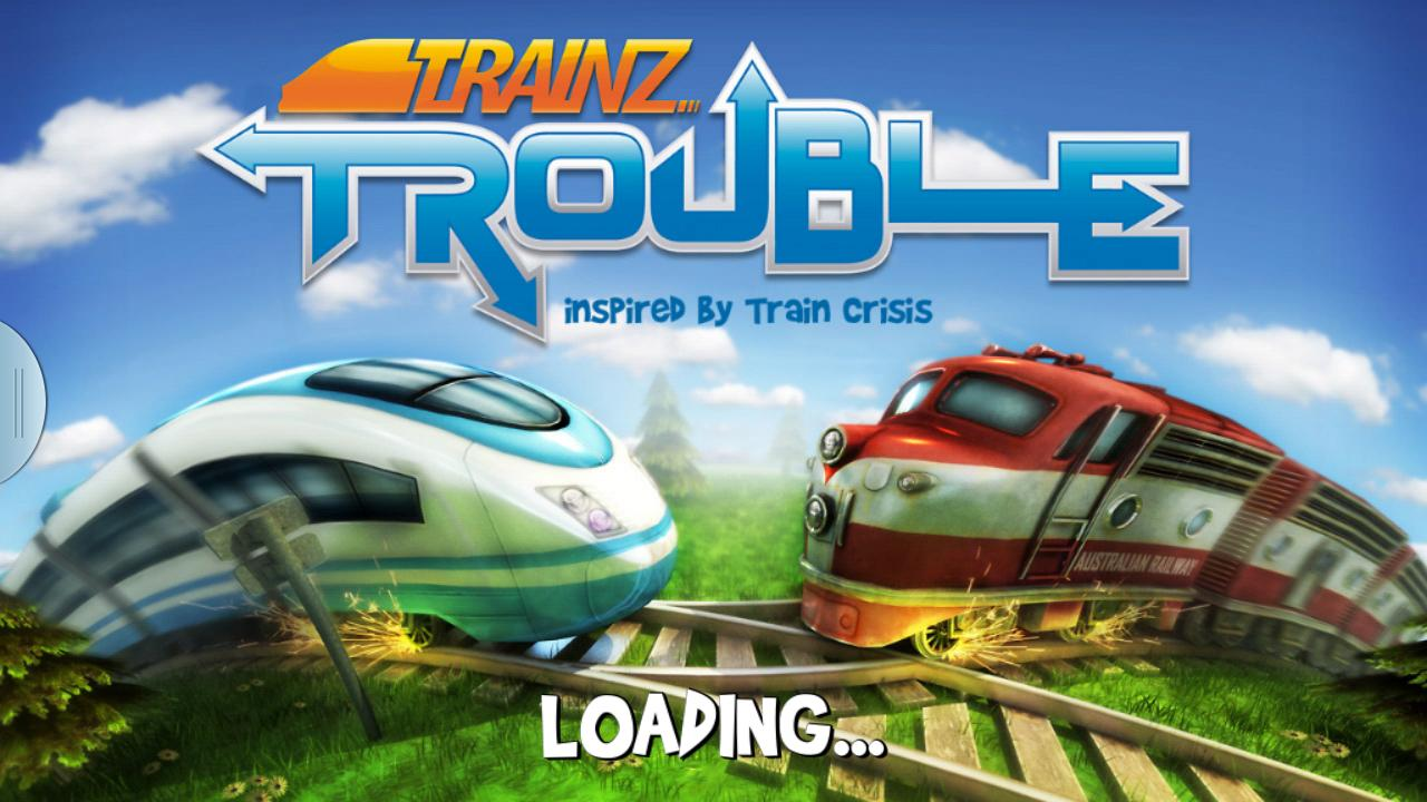 Trainz Trouble - screenshot