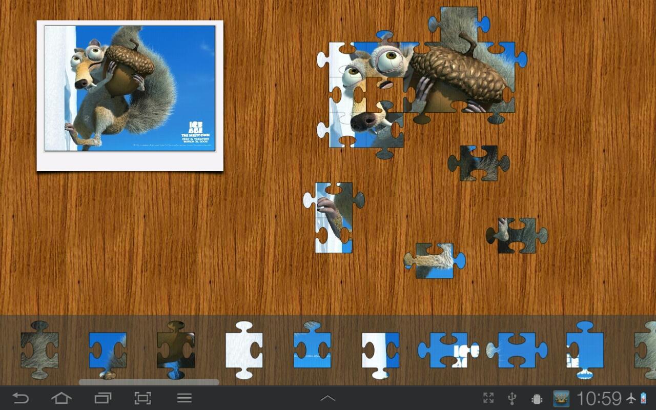 Пазл Lite– скриншот