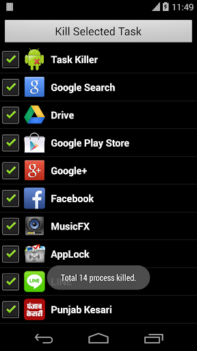 boot download task killer for android base