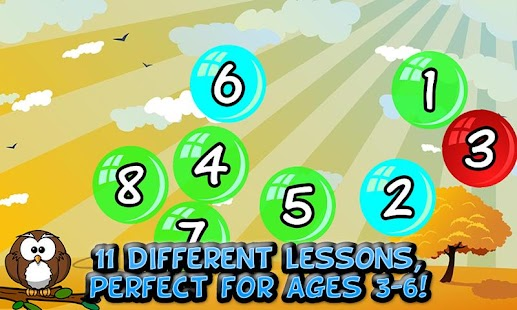 Owl and Pals Preschool Lessons- screenshot thumbnail