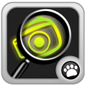 Magnifying Glass + Loupe icon