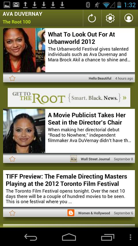 Ava Duvernay: The Root 100 - screenshot