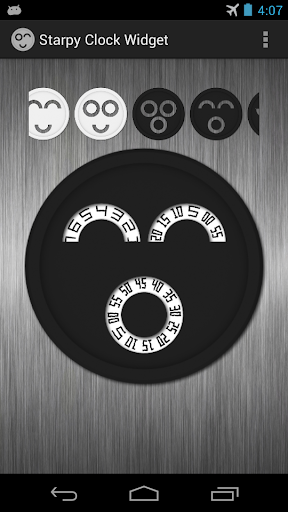 STARPY Clock Widget