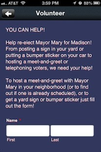 Mayor Mary Hawkins Butler - screenshot thumbnail