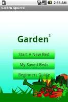 Screenshot of Garden Squared