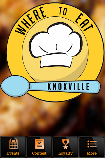 Where To Eat KNOXVILLE