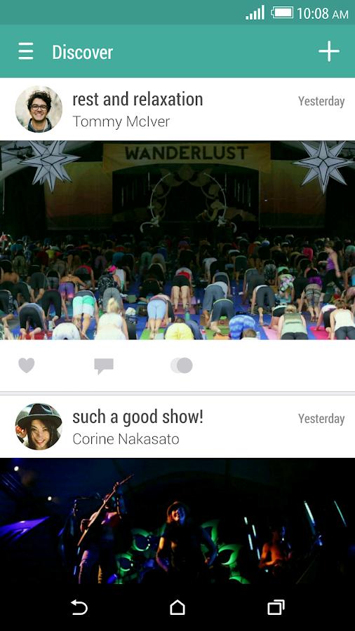 Zoe - screenshot