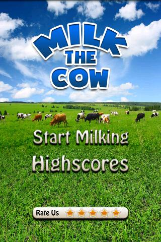 Milk The Cow - screenshot