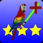 3 Stars in Birds SW Plus icon