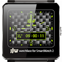 JJW Carbon Watchface 1 for SW2 icon