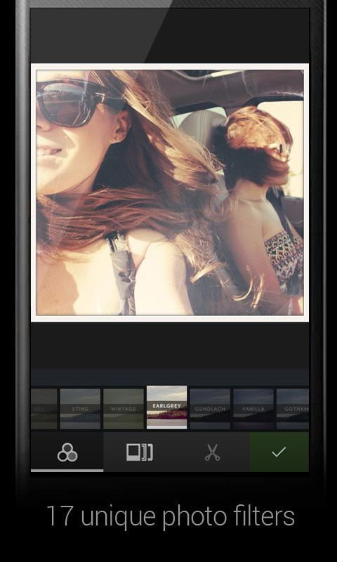 EyeEm - Pro Photo Filter Cam - screenshot