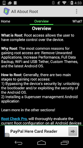 Root for Android - All About  screenshots 7