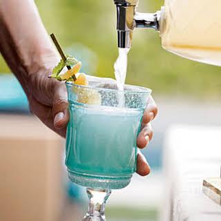 Vodka Ginger Lemonade.