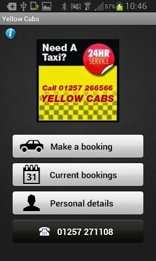 Yellow Cabs Chorley